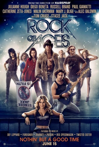 Poster for Rock of Ages