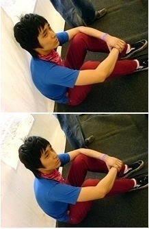 Pre-Debut pics Jong Hun