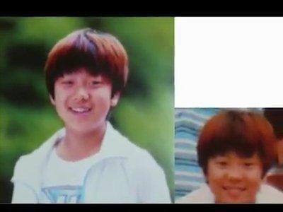 Pre-Debut pics Minhwan