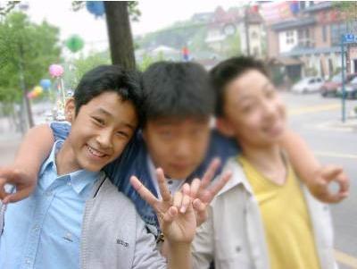 Pre-Debut pics Jae JIN