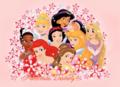 Princesas Disney (Disney Princess)
