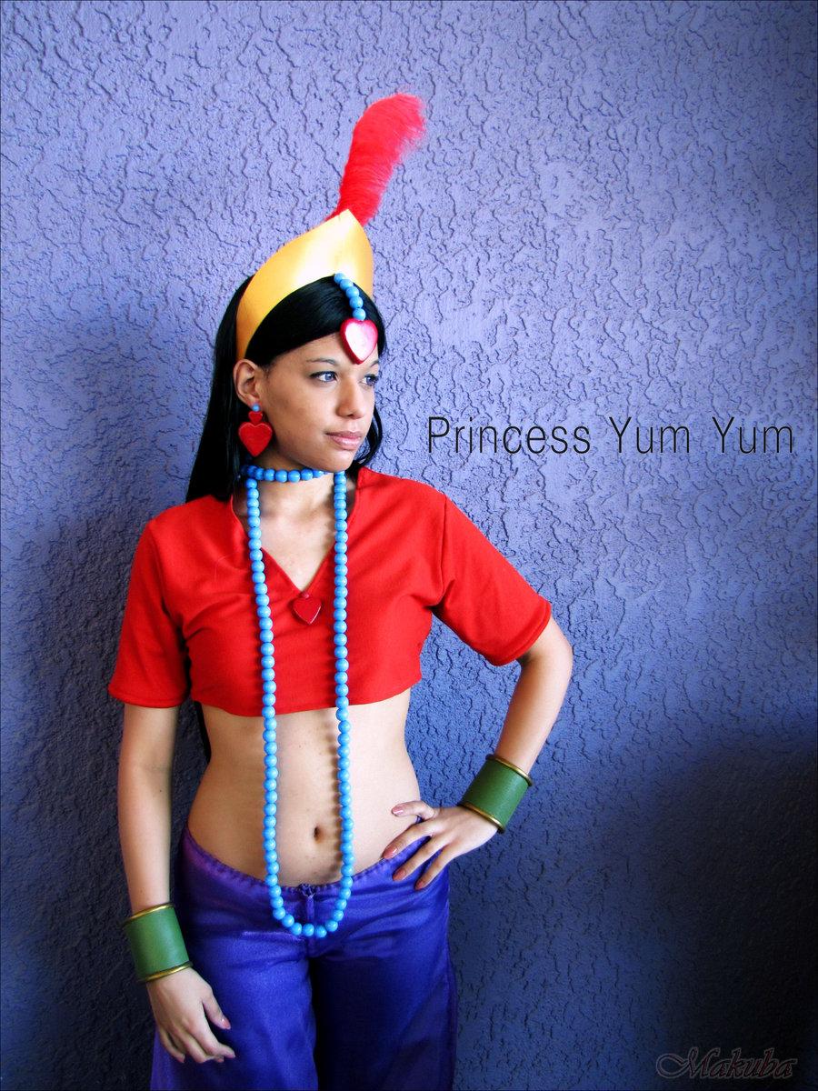 Princess Yum Yum