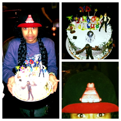 Princeton on his Birthday