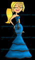 Prom Bridgette - total-drama-island fan art