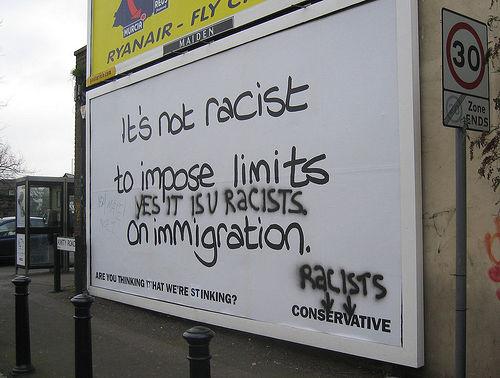 Racist?