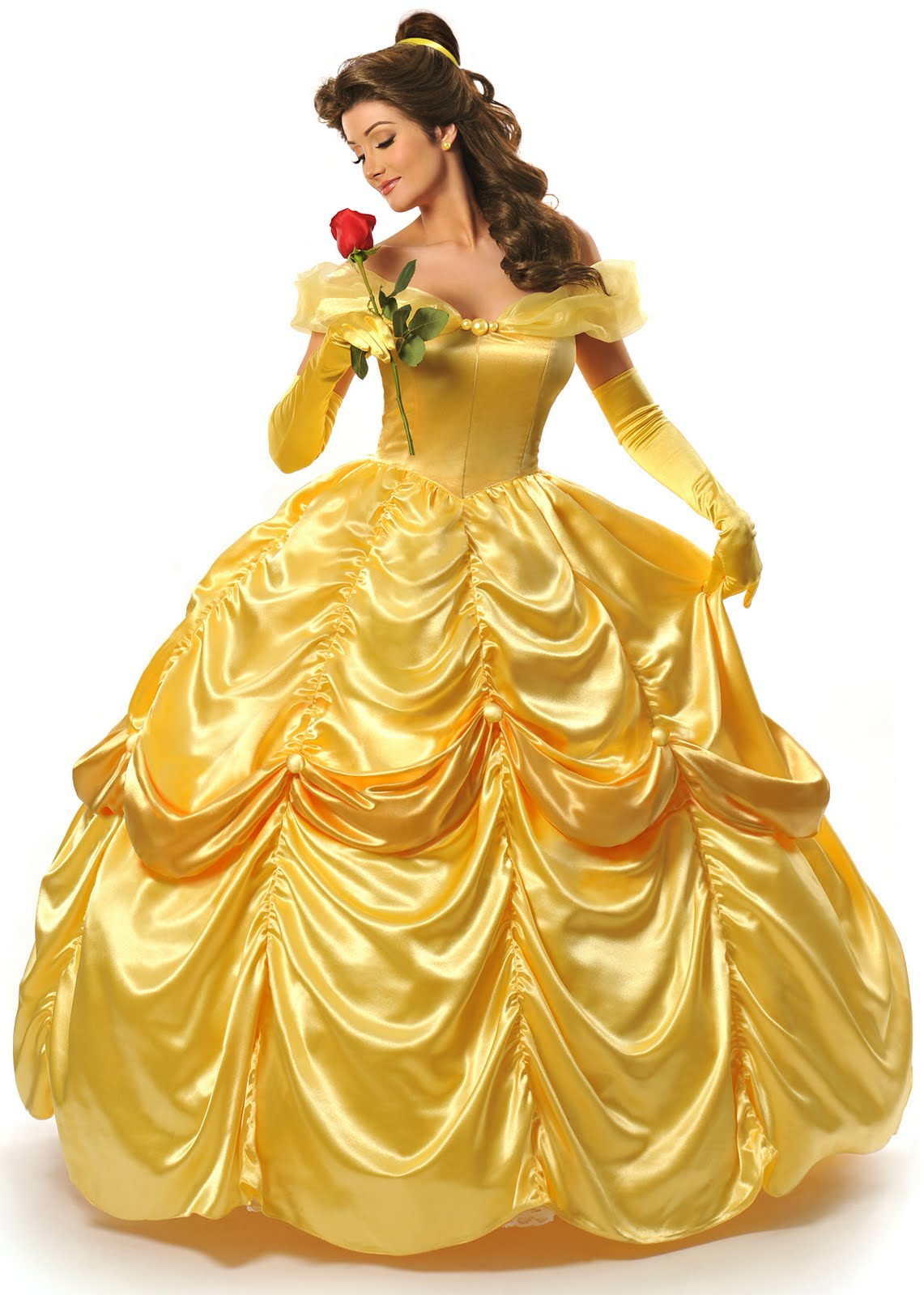 Disney Princess Real BellePrincess Belle Costume