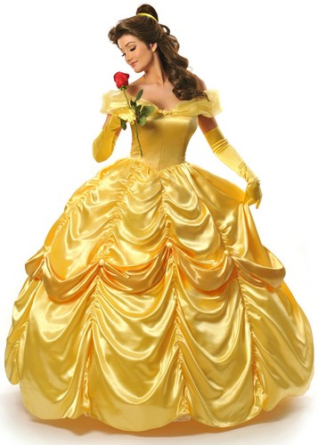 princesas de disney fondo de pantalla possibly containing a gown, a bridal gown, and a ball vestido called Real Belle