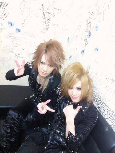 Reiya and Kanata
