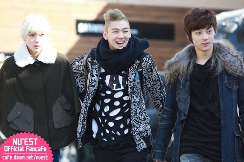 Ren, Baekho & Minhyun
