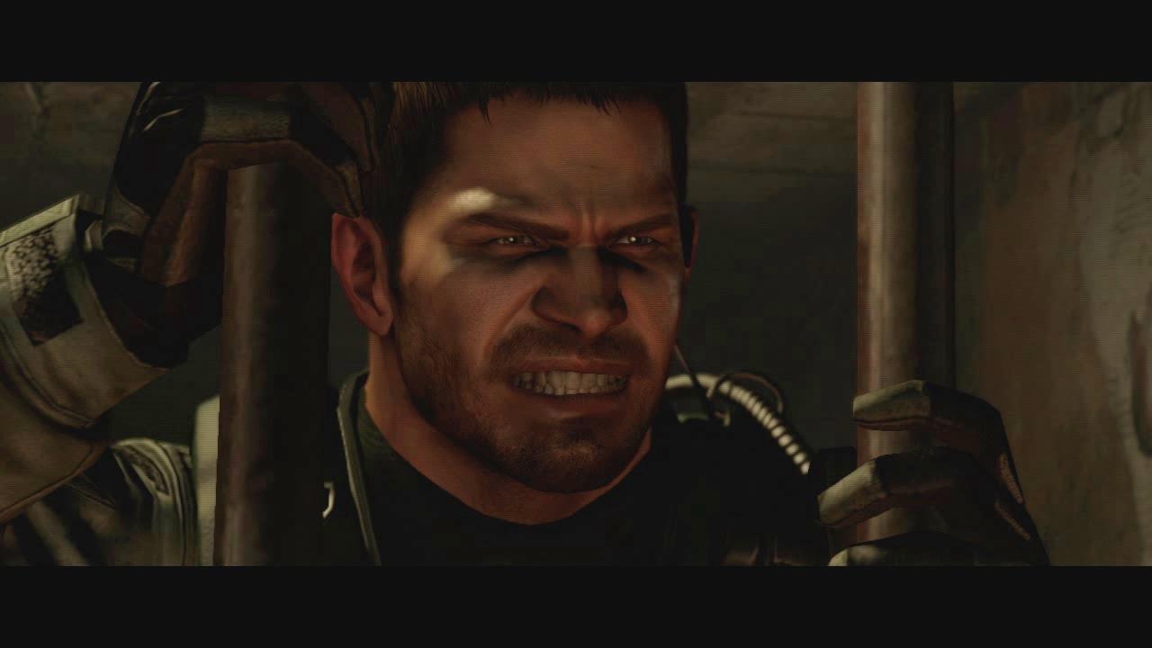 Resident evil 6- Chris