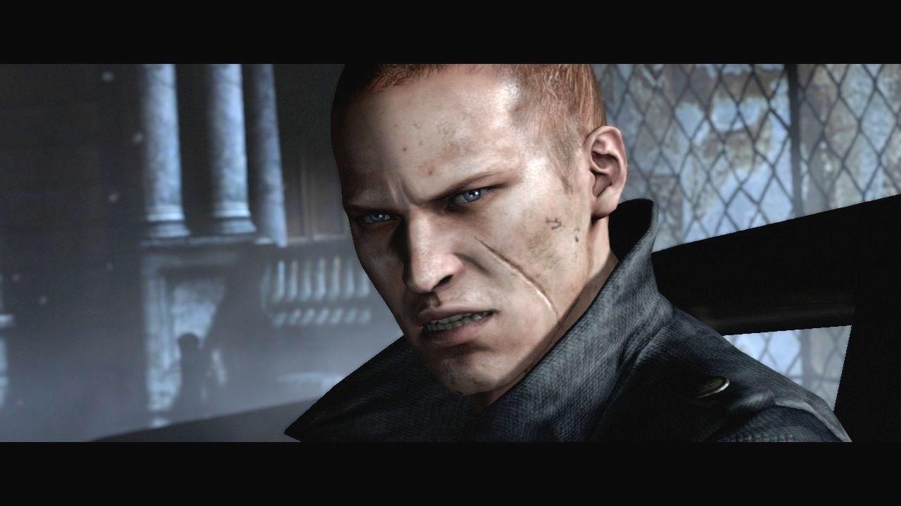 Resident evil 6 - Wesker Jr.