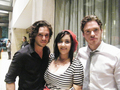 Richard, Kit and fan