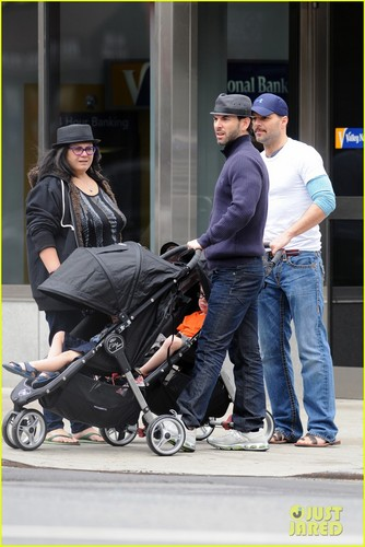 Ricky Martin & Carlos Abella: Lunch with the Twins
