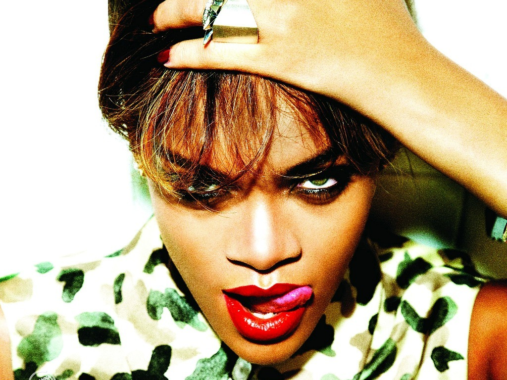 Rihanna-Wallpaper - Rihanna Wallpaper (30574292) - Fanpop