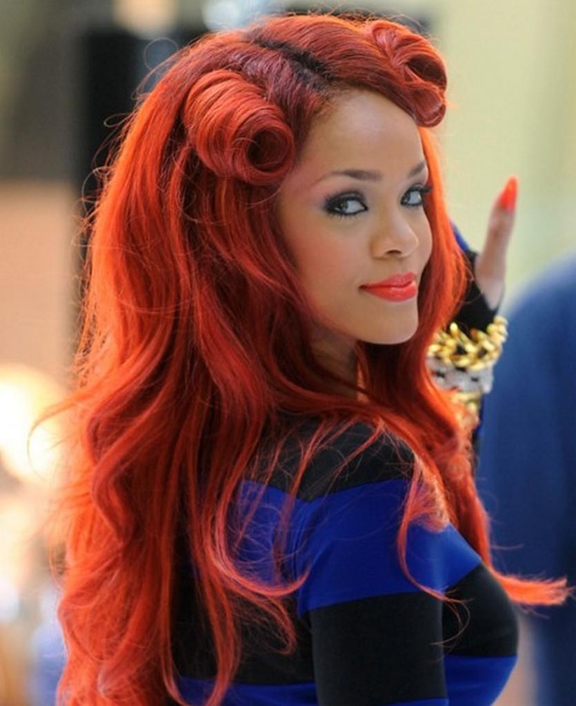 Rihanna hairstyles - Rihanna Photo (30555973) - Fanpop
