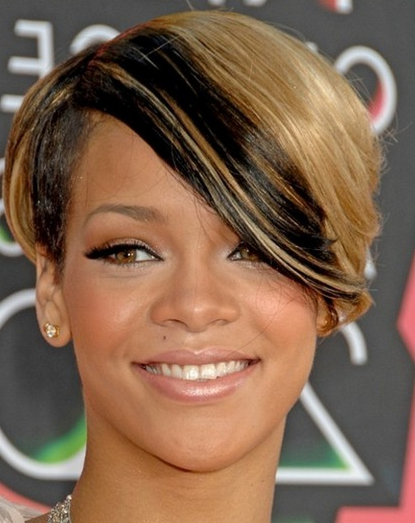 Rihanna hairstyles - Rihanna Photo (30555983) - Fanpop