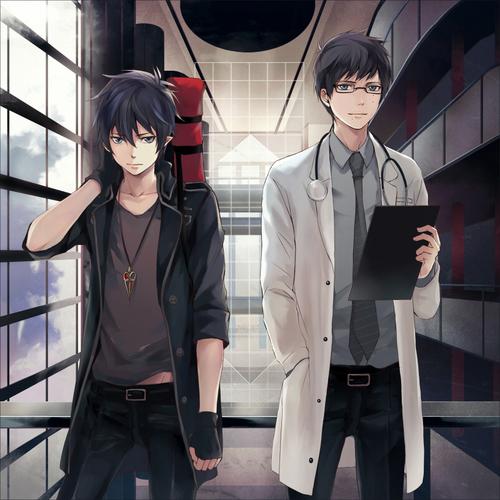 Rin & Yukio