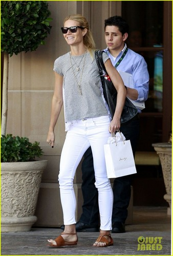 Robert Downey, Jr. Recruited Gwyneth Paltrow for 'Avengers'