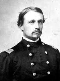 Robert Gould Shaw (October 10, 1837–July 18, 1863)