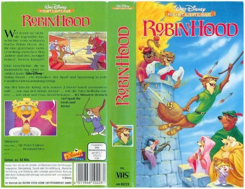Walt Disney's Robin Hood wallpaper containing anime titled Robin Hood Katie The Movie