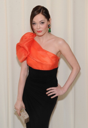 Rose - 20th Annual Elton John AIDS Foundation Academy Awards Viewing Party, February 26, 2012