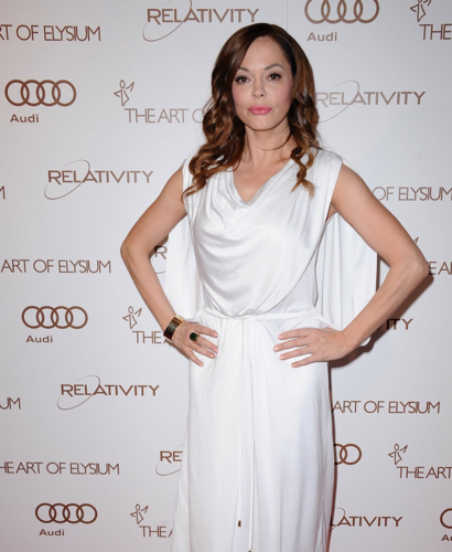 Rose - The Art Of Elysium's 5th Annual Heaven Gala, January 14, 2012