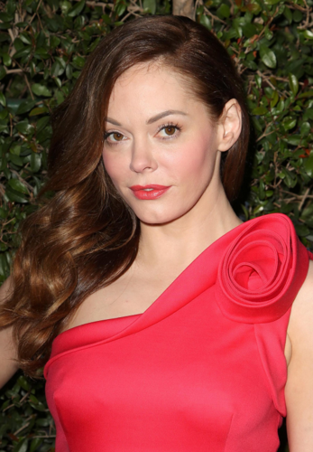 Rose - Valentino Rodeo Drive Flagship Opening, March 27, 2012