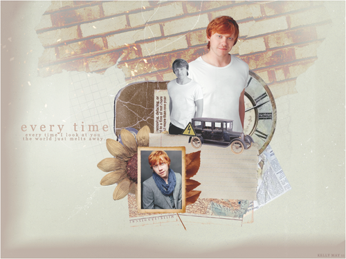 Rupert Grint wallpaper containing a sign titled RupertGrint!