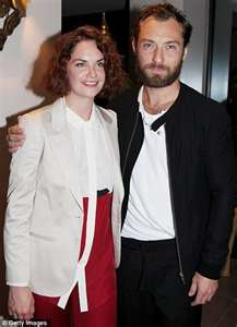 Ruth Wilson and Jude Law!