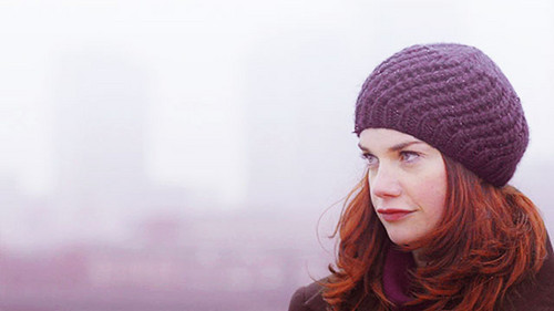 Ruth Wilson as Alice morgan On Luther <3
