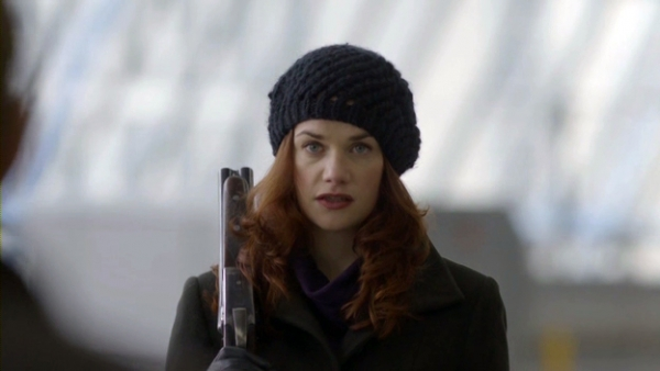 Ruth as Alice morgan On Luther <3