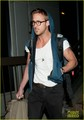 Ryan Gosling: Late Night LAX Arrival! - ryan-gosling photo