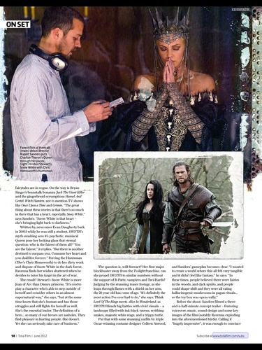 SWATH in Total Film UK