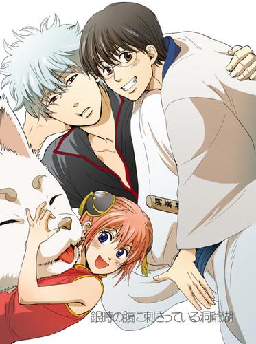 Sakata Family x3