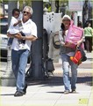 Sandra Bullock: Day Out with Louis! - sandra-bullock photo