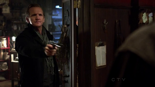 Screencaps from Grimm