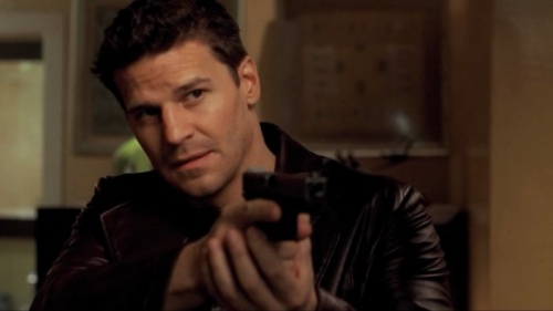Seeley Booth kertas dinding titled Seeley <3