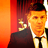 Seeley Booth photo with a business suit, a suit, and a two piece titled Seeley <3