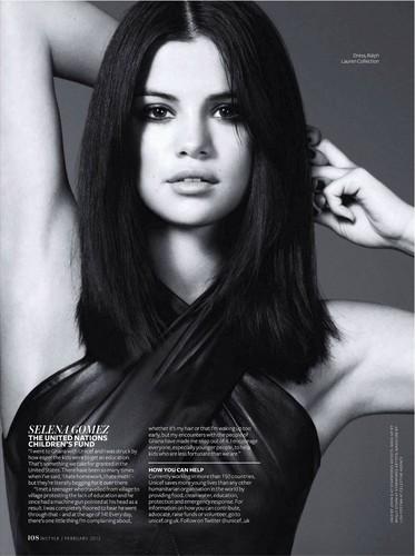 Selena walang tiyak na layunin
