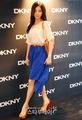 Seo Hyun DKNY S/S fashion show