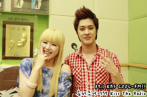 Seung Ho & Hyosung