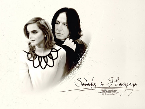 Severus & Hermione