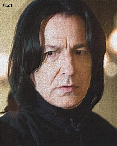 Severus Snape /Alan Rickman