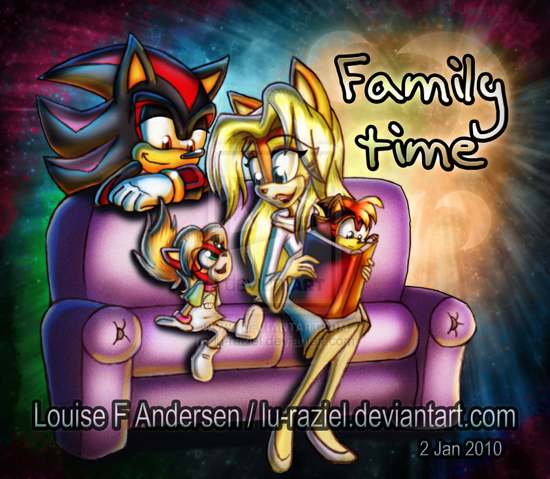 Shadow and Maria family