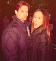 Shane and Maggie <3 - shane-west-and-maggie-q photo