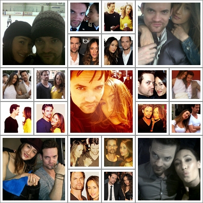 Shane and Maggie &lt;3 - shane-west-and-maggie-q Photo