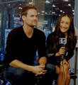 Shane and Maggie - shane-west-and-maggie-q photo