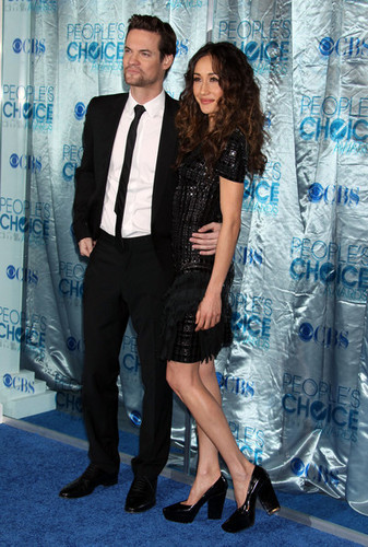 Shane and Maggie