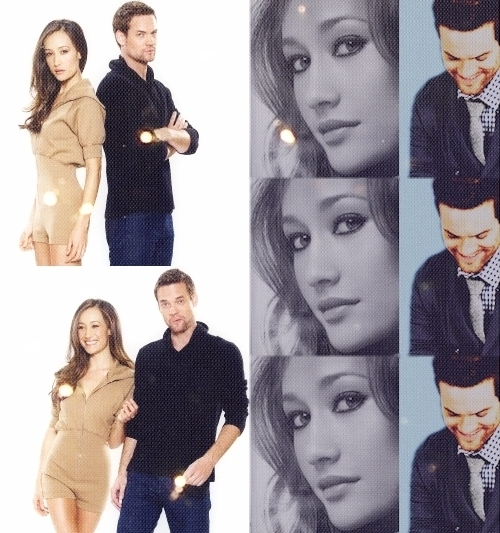 Maggie q q Shane And Maggie