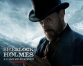 Sherlock Holmes: A Game of Shadows - sherlock-holmes-a-game-of-shadows wallpaper